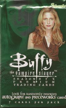 Buffy the Vampire Slayer Season 6 Sealed Pack