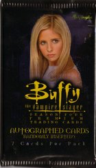 Buffy the Vampire Slayer Season 4 Sealed Pack