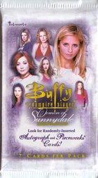 Buffy the Vampire Slayer Women of Sunnydale Sealed Pack