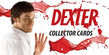 Dexter Collector Cards Base Set