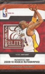 Donruss Elite 2009-2010 NBA Sealed Pack