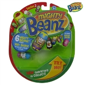 Mighty Beanz Series 2 Sealed Pack