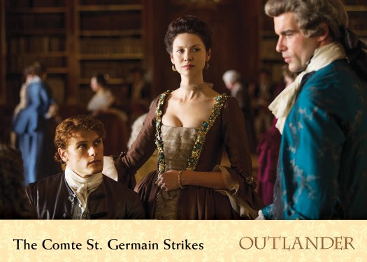 Outlander Season Two Base Set