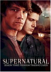Supernatural Season Three Complete Base Set