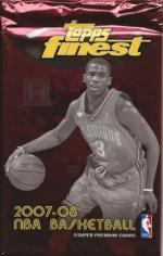 Topps Finest 2007-2008 NBA Sealed Pack
