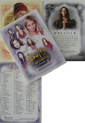 Buffy the Vampire Slayer - Woman of Sunnydale Base Set