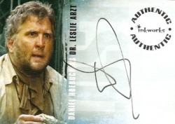 Daniel Roebuck as Dr. Leslie Arzt Authentic Autograph
