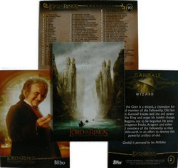 LOTR The Fellowship of the Ring Base Set