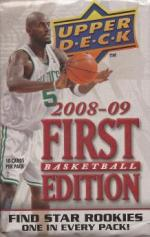 Upper Deck First Edition 2008-2009 NBA Sealed Pack